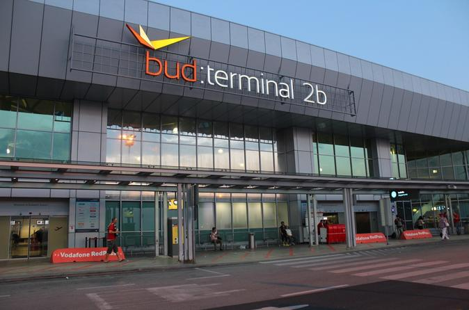 Arrival Transfer Airport To Hotel - Budapest