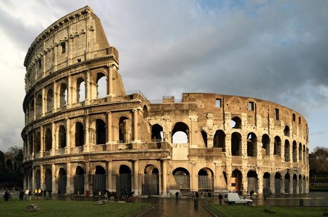 Colosseum - Coliseum - Colosseo Skip-the-line Ticket - Rome