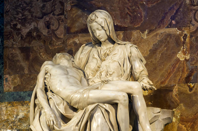 Private Full-Day Christian Rome Tour and Vatican Museum