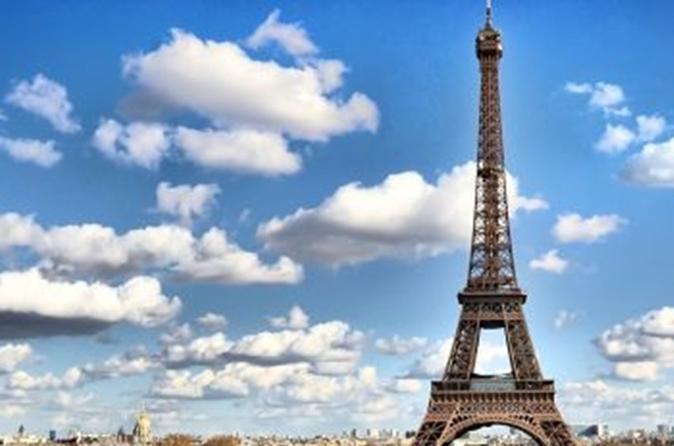 Private Paris Transfer Airport CDG to Paris Hotel