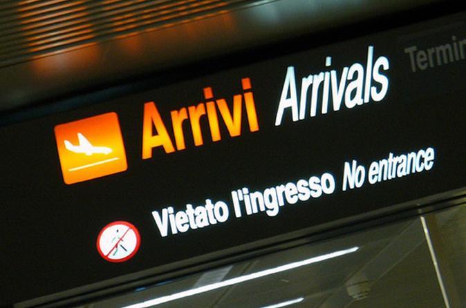 Private Rome Transfer Fiumicino Airport to Ciampino Airport