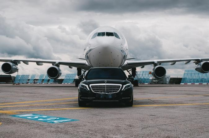Private Transfer Airport CDG or ORY to Paris Hotel
