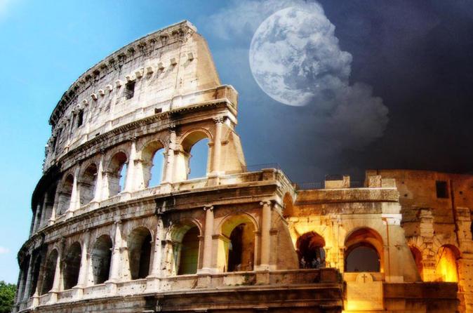 Rome Private Tour Skip-the-line Vaticam Museum and Colosseum