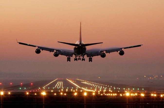 Traslado Privado desde Roma Fiumicino Aeropuerto al Hotel en Roma
