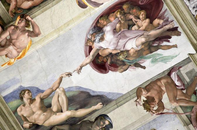 Vatican Museum & Sistine Chapel Skip-the-line Ticket - Rome