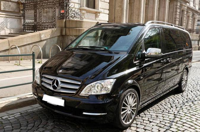 VIenna 4-8-12 hours Car with driver at disposal