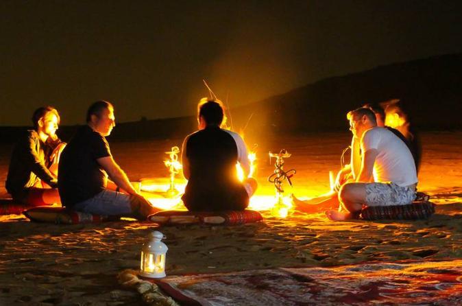 Private Desert Safari and Dinner from Dubai
