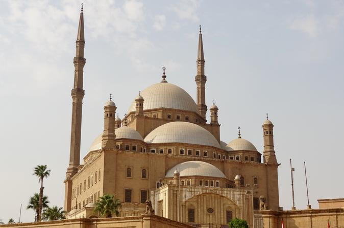 Private Day Tour of the Giza Pyramids Alabaster Mosque and Hanging Church