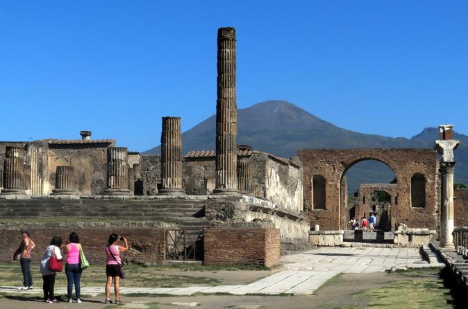 Day trip from naples pompeii and mount vesuvius in naples 427858