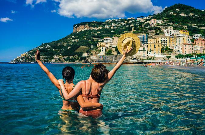 Dive in Amalfi - Swim & Explore Half Day Trip