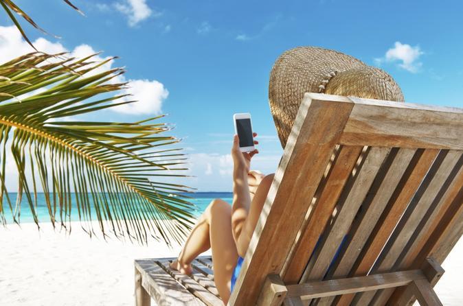 Prepaid Travel SIM Card for New Orleans