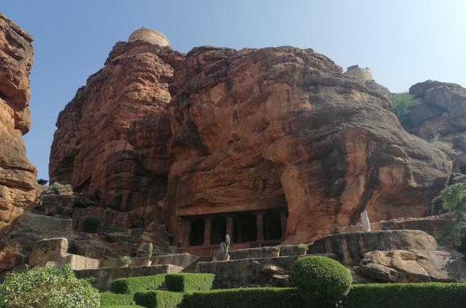 Bewitching ruins of Hampi & Badami over 6 nights from Bangalore
