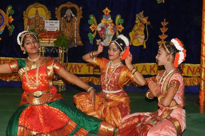 Bharatnatyam Classical Dance Experience in Bangalore