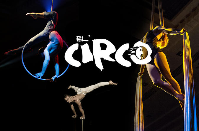 El' Circo VIP Circus Degustation Dinner at Slide Sydney