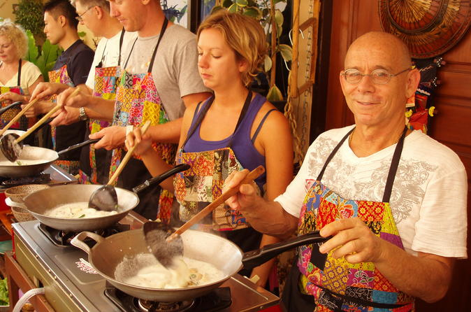 Half-Day Thai Cooking Class from Phuket