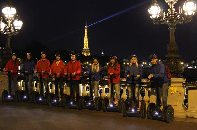 Paris Segway Night Tour