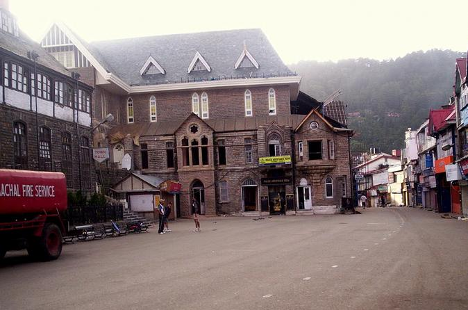 3-Day Private tour tour to Shimla from Delhi