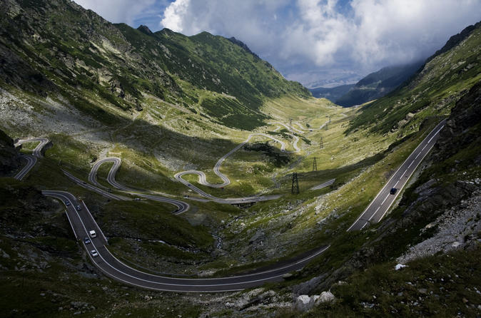 4x4 Transfagarasan 2-Day Private Tour from Bucharest