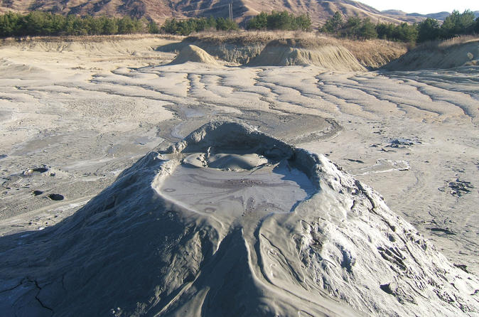 Bucharest Muddy Volcanoes Private Tour
