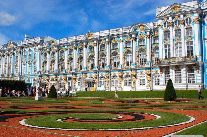 St. Petersburg 2-Day Sightseeing Tour with Airport Transfers
