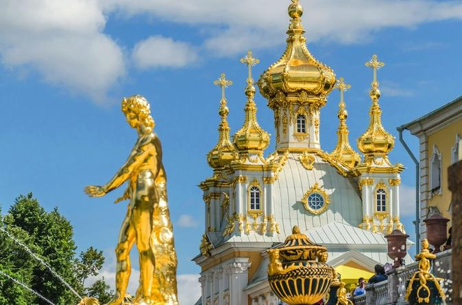 St Petersburg 2 Day Small Group Visa Free Shore Experience