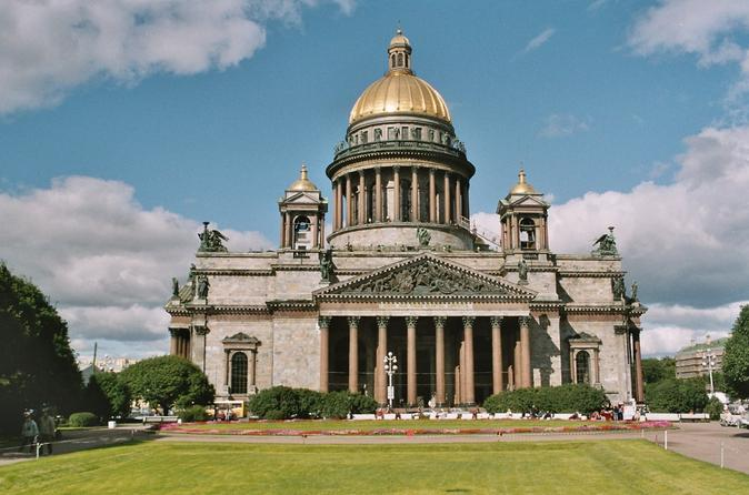 St. Petersburg 3-Day Tour with Round-Trip Transfers
