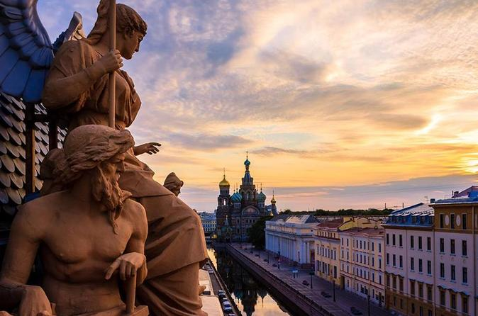 St Petersburg Shore Excursion: 2-Day Small-Group Sightseeing Cruise