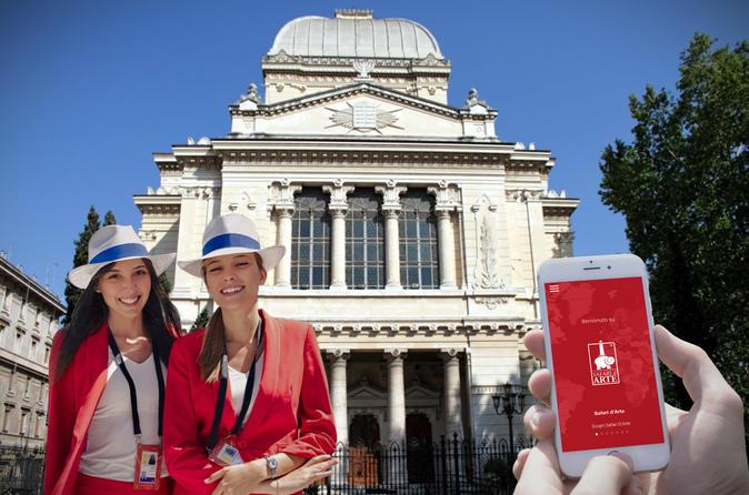 Jewish Quarter Game Tour - Art Treasure Hunt - Family Tour - Rome