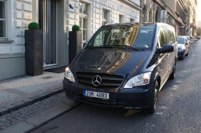 One-Way Private Transfer From Nuremberg To Prague By Luxury Minivan
