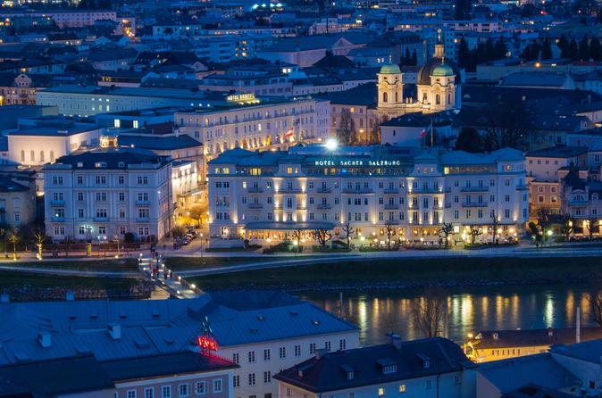 Private Salzburg Sightseeing Tour: Half-Day Experience