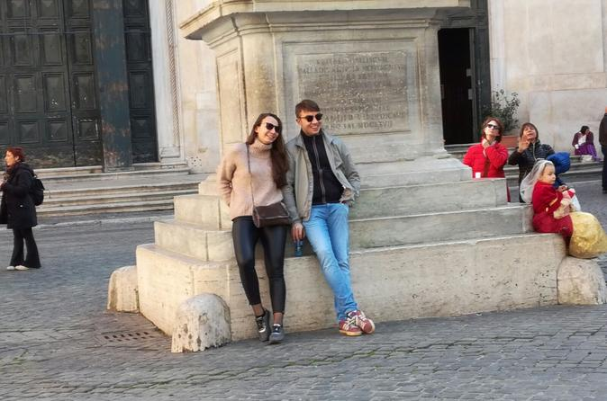 Rome Trastevere: Walking Tour with Tour Leader and Lunch
