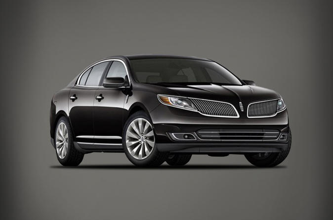 One Way Private Departure Transfer from Houston Area Hotel to Houston George Bush Intercontinental Airport