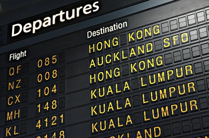 Cruise Transfer: Tianjin International Home Port To Beijing International Airport (PEK)