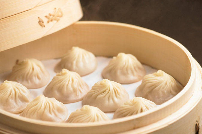 Din Tai Fung Dinner Experience plus VIP Seated Acrobatics Show in Beijing