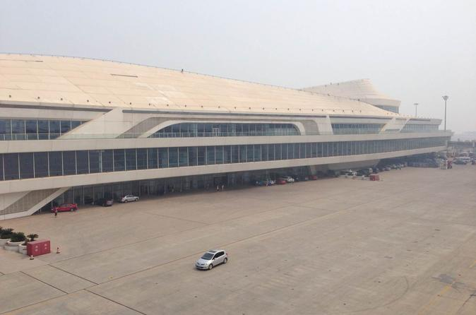Port Arrival Transfer: Tianjin Cruise Home Port To Beijing Hotels