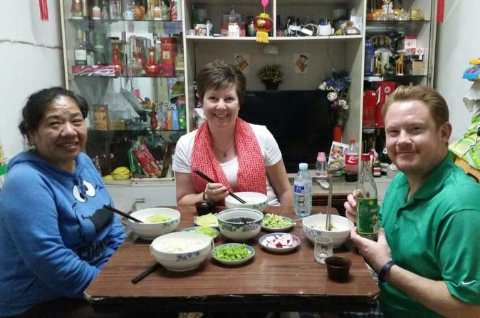 Private Cultural Experience: Dining with a Beijing Local Family