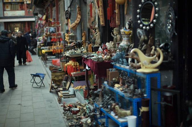 Private Custom Shopping Tour in Beijing
