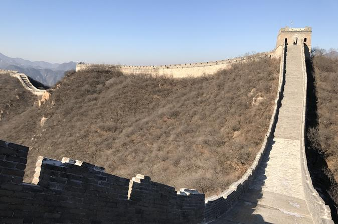 Private Day Tour to Great Wall at Commune with Lunch from Beijing