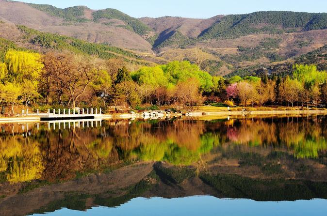 Private Garden Tour: The Summer Palace And Beijing Botanical Garden