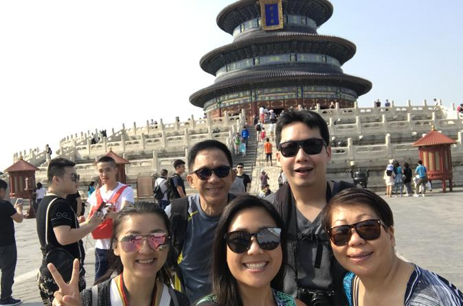 Private Half-Day Temple of Heaven and Lama Temple Tour by Metro