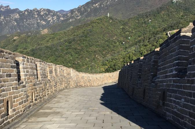 Private Port Transfer from Tianjin Cruise Port to Beijing Hotel including Great Wall Sightseeing