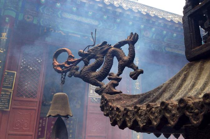 Private Tour of Hongluo Temple from Beijing