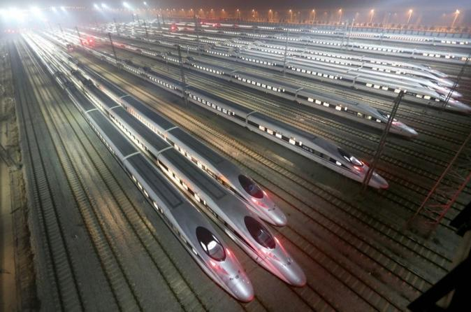 Private Transfer: Beijing Railway Station to Airport