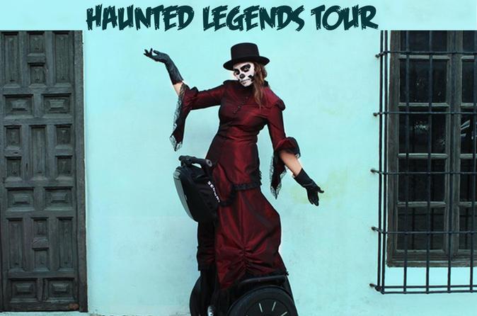 Austin Haunted Legends Segway Tour