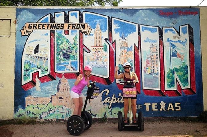 Austin street art segway tour in austin 236189