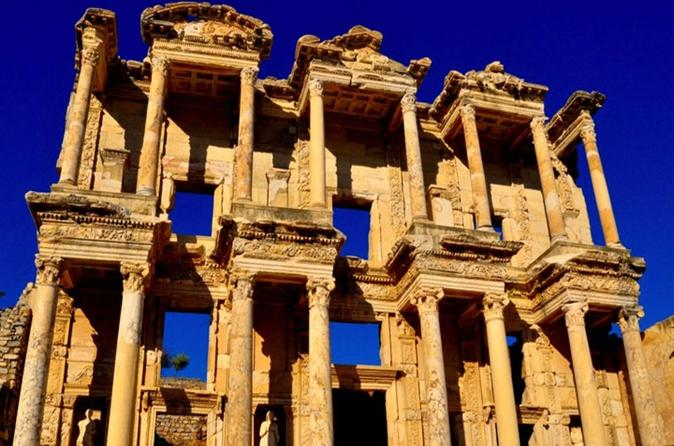 Ephesus tour with temple of artemis and sirince village from izmir in sel uk 233778