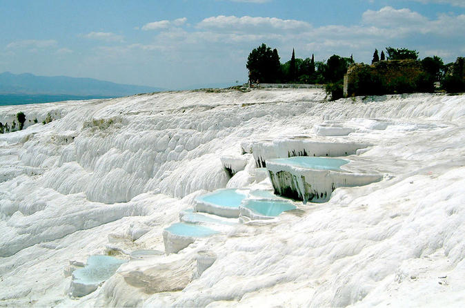 Pamukkale small group day tour from kusadasi or selcuk in sel uk 260605