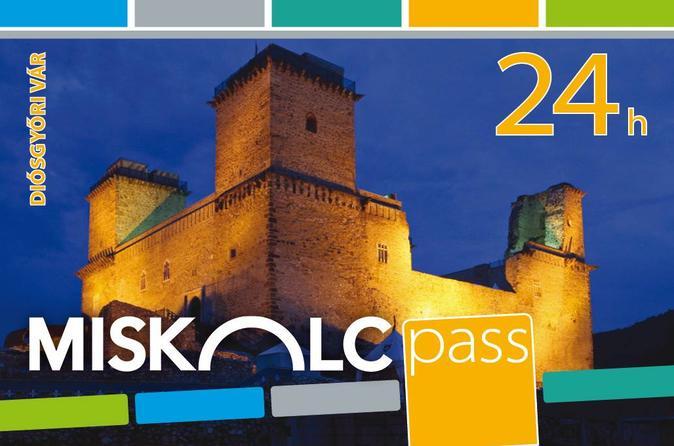 Miskolc city pass in miskolc 325326