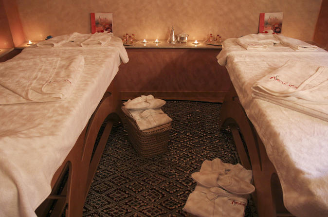 1-Hour Marrakech Spa Experience: Massage and Hammam in the Medina