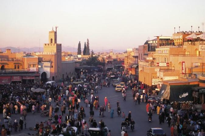 Private Guided City Tour: Discover the Authentic Marrakech